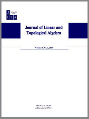 Journal of Linear and Topological Algebra  ( JLTA )